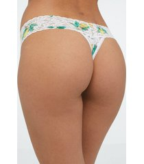 hanky panky thong low rise string