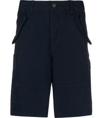 polo ralph lauren chino fitted shorts - blue
