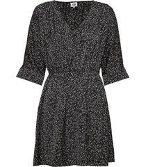 mila dress kort klänning multi/mönstrad twist & tango