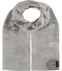 women's patchwork paisley scarf
