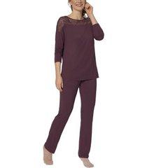 triumph lounge-me amourette pyjamas