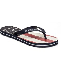 orlando flipflop shoes summer shoes flip flops multi/mönstrad lexington clothing