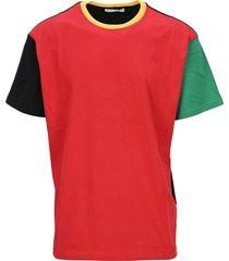 jw anderson colour block t-shirt