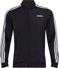 träningsjacka essentials 3-stripes tricot track jacket