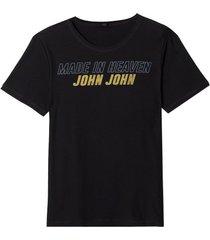 camiseta john john rg racer heaven malha algodão preto masculina (preto, gg)
