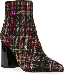 betsey johnson women's cait bootie women's shoes