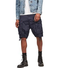 g-star d08566 5126 rovic zip 1/2 shorts and bermudas men mazarine blue