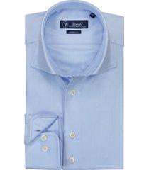 sleeve7 overhemd lichtblauw twill luxe