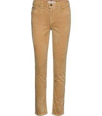 rome straight rw maya rechte jeans beige tommy hilfiger