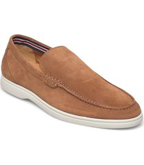 blend loafers låga skor brun dune london