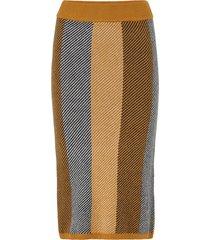 kjol harper hw midi skirt