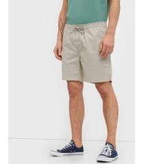 gant d2. relaxed logo shorts shorts putty