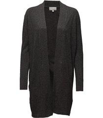 renee cardigan gebreide trui cardigan grijs inwear