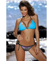 kostium kąpielowy amy island blue m-485 (3)