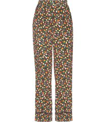 ganni casual pants