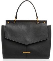 brahmin georgia leather satchel