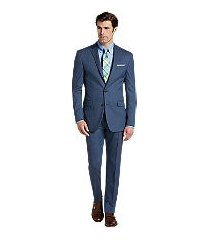 1905 collection slim fit herringbone men's suit clearance by jos. a. bank