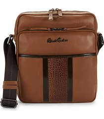 gale leather crossbody bag