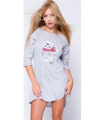 koszula snowy owl