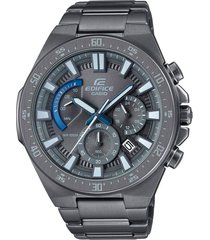 reloj casio modelo efr-563gy-1avudf gris hombre