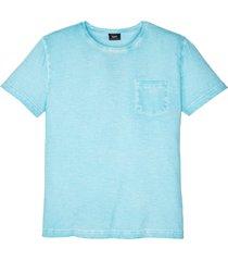 t-shirt i tvättad design