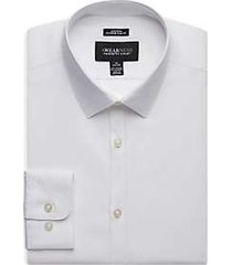 awearness kenneth cole white diamond extreme slim fit dress shirt