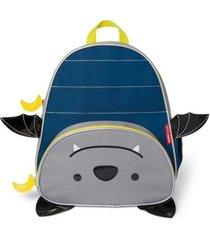 mochila infantil skip hop zoo morcego masculina
