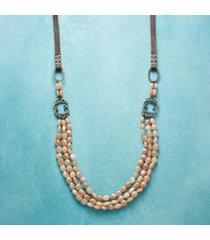 sundance catalog women's sunrise song necklace