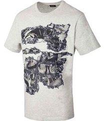 camiseta diesel t-diego-rn branca