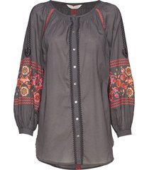 no doubt shirt tunika multi/mönstrad odd molly