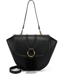 inc arianaa half moon satchel, created for macy's