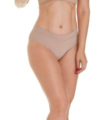 calcinha caleçon com contorno invisível básica feminize