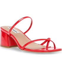 steve madden women's involved barely-there thong sandals