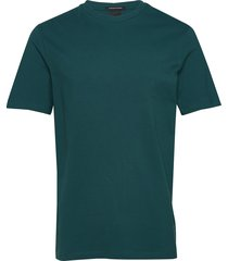 classic pique crewneck tee t-shirts short-sleeved grön scotch & soda