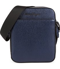 revival metarevi leather travel bag