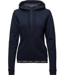 hoody hwk sweat-shirts & hoodies tops blauw tommy hilfiger