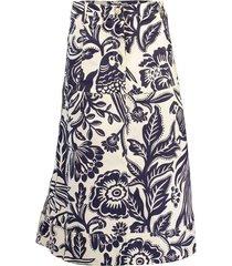 nomatic western midi skirt