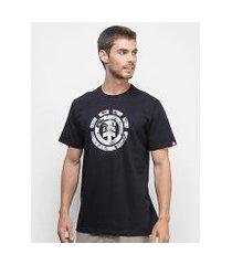 camiseta element multi icon masculina