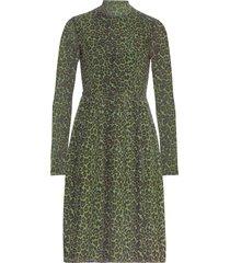 abito a maniche lunghe (verde) - bodyflirt boutique