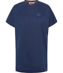 silbe w t-shirts & tops short-sleeved blå napapijri