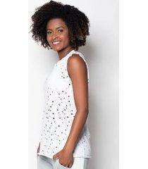 camiseta fitness summer-branco
