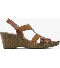 sandaletter i skinn