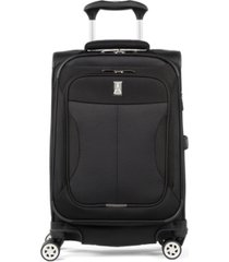 "travelpro walkabout 5 20"" compact softside carry-on spinner, created for macy's"
