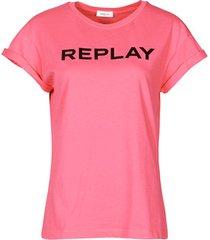 t-shirt korte mouw replay w3525-23168p