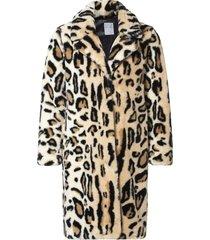 geisha jas 98525-19 fur leopard
