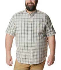 columbia men's big & tall rapid rivers ii short sleeve shirt
