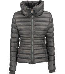 colmar friendly - shiny down jacket with high collar