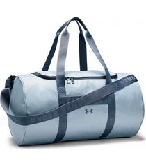 bolso gris under armour favorite duffel mujer gris