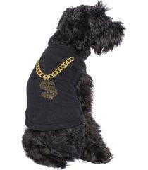 parisian pet bling dog t-shirt