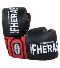 luva boxe orion fheras - 12oz